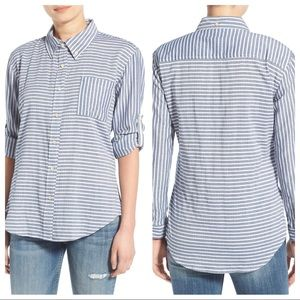 Thread & Supply Marina Stripe Shirt